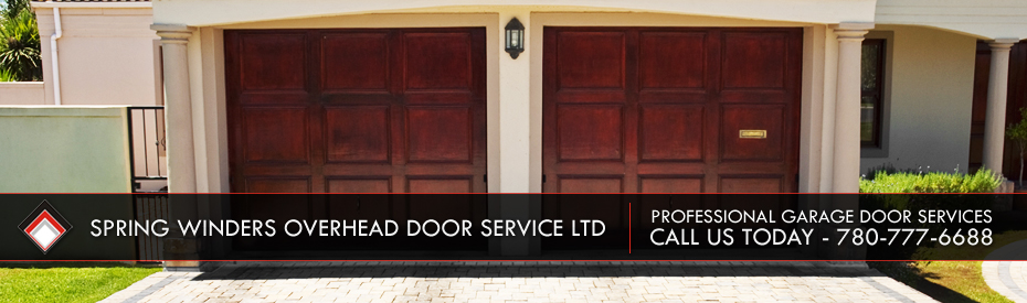 Garage Door Services in Edmonton - Main Image